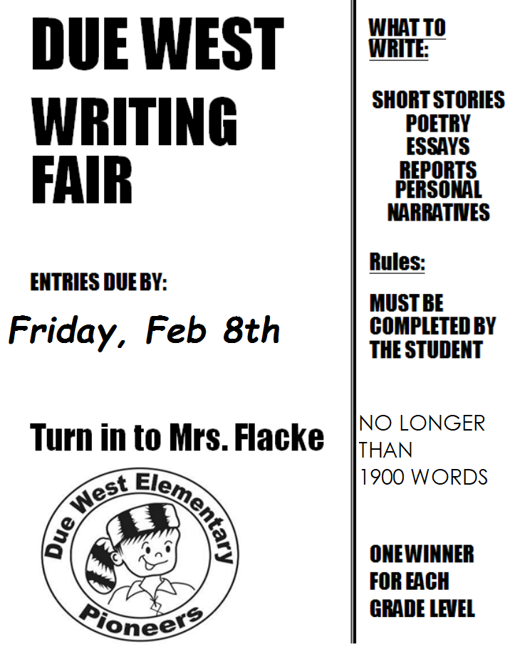 Writing fair